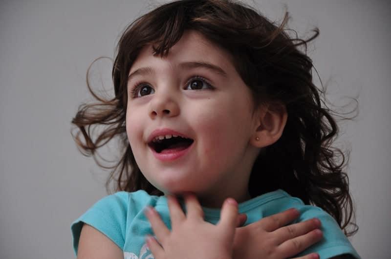 Gyermeki öröm